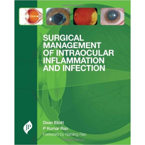 SURGICAL MANAGEMENT OF INTRAOCULAR -Eliott Dean-jayppe-UNIVERSAL BOOKS