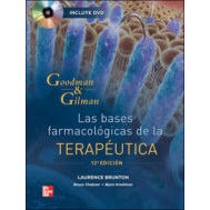 BASES FARMACOLOGICAS TERAPEUTICA CON CD-mcgraw hill-UNIVERSAL BOOKS