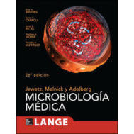 JAWETZ. MICROBIOLOGIA MEDICA-mcgraw hill-UNIVERSAL BOOKS
