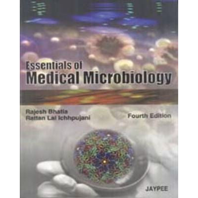 ESSENTIALS OF MEDICAL MICROBIOLOGY-UB-2017-jayppe-UNIVERSAL BOOKS