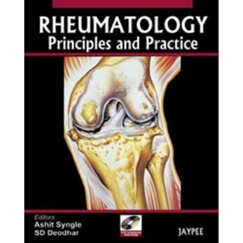 RHEUMATOLOGY PRINCIPLES AND PRACTICE WITH INT. DVD-ROM -Syngle-REVISION - 27/01-jayppe-UNIVERSAL BOOKS