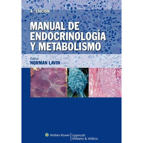 Manual de Endocrinologia y Metabolismo-lww-UNIVERSAL BOOKS