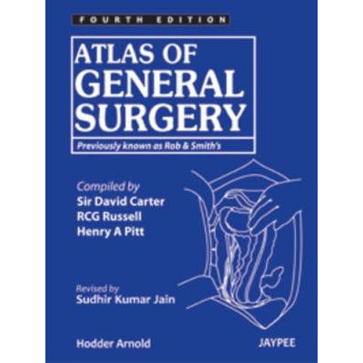 ATLAS OF GENERAL SURGERY -Carter-REVISION - 20/01-jayppe-UNIVERSAL BOOKS