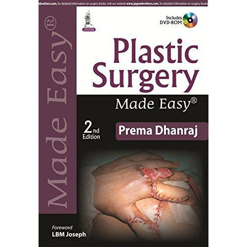 Plastic Surgery Made Easy-REVISION - 27/01-jayppe-UNIVERSAL BOOKS