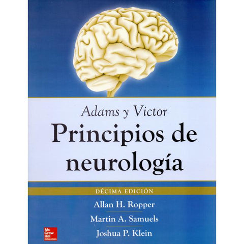 ADAMS. PRINCIPIOS DE NEUROLOGIA-mcgraw hill-UNIVERSAL BOOKS