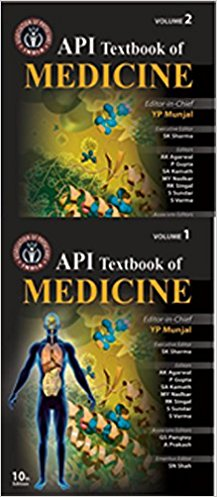 API Textbook of Medicine (2 Volume) with CD-ROM-jayppe-UNIVERSAL BOOKS