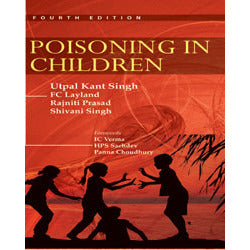 POISONING IN CHILDREN -Singh-jayppe-UNIVERSAL BOOKS