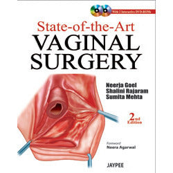 STATE OF THE ART VAGINAL SURGERY- Mehta-REVISION - 25/01-jayppe-UNIVERSAL BOOKS