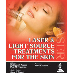 LASER AND LIGHT SOURCE TREATMENTS FOR THE SKIN -Avram-jayppe-UNIVERSAL BOOKS