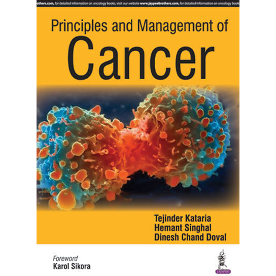 Principles and Management of Cancer-jayppe-UNIVERSAL BOOKS