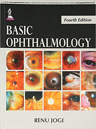 BASIC OPHTHALMOLOGY -Jogi-jayppe-UNIVERSAL BOOKS