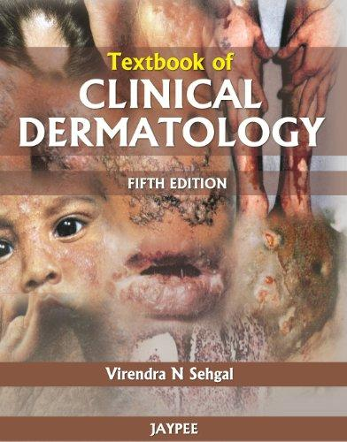 Textbook of Clinical Dermatology (Fifth Edition)-UNIVERSAL 26.04-UNIVERSAL BOOKS-UNIVERSAL BOOKS