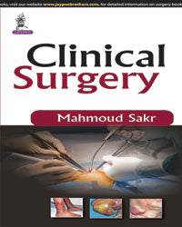 Clinical Surgery-jayppe-UNIVERSAL BOOKS