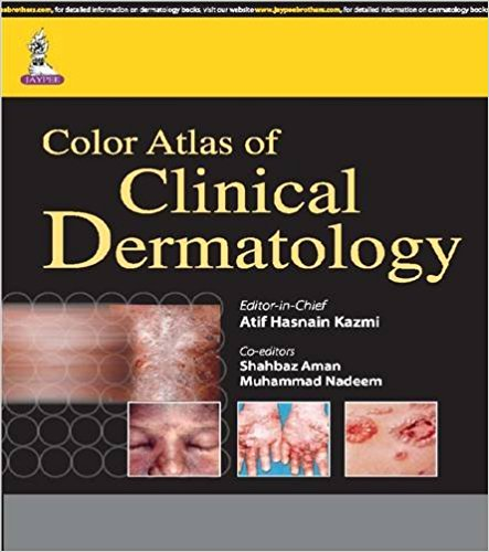 Color Atlas of Clinical Dermatology-UNIVERSAL 26.04-UNIVERSAL BOOKS-UNIVERSAL BOOKS
