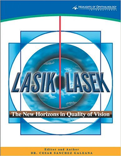 Lasik Lasek the New Horizons in Quality of Vision-UNIVERSAL 29.03-jayppe-UNIVERSAL BOOKS