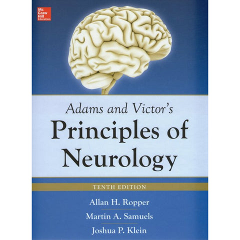 Adams and Victor. Principles of Neurology-REV. PRECIO - 06/02-mcgraw hill-UNIVERSAL BOOKS
