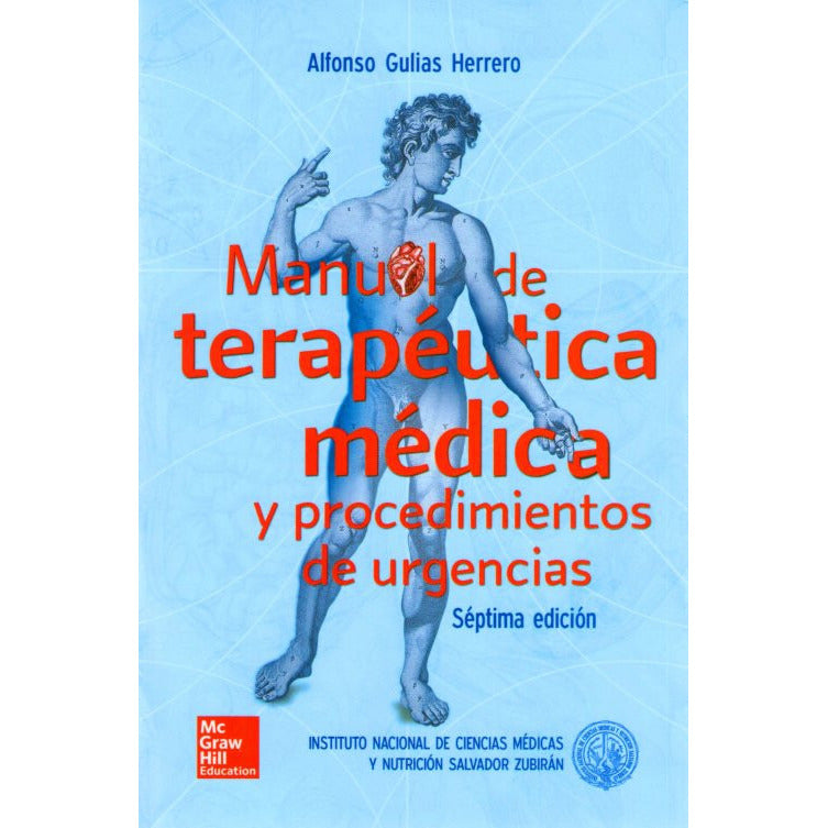 MANUAL DE TERAPEUTICA MEDICA Y PROCEDIMI-mcgraw hill-UNIVERSAL BOOKS
