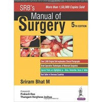 SRB Manual of Surgery-REVISION - 26/01-jayppe-UNIVERSAL BOOKS