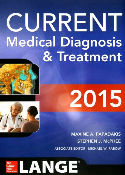 CURRENT. Medical Diagnosis and Treatment Lange 2015