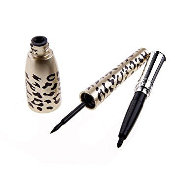 GS10004-MEXI MAKEUP WATERPROOF LEOPARD SHELL LIQUID EYE LINER
