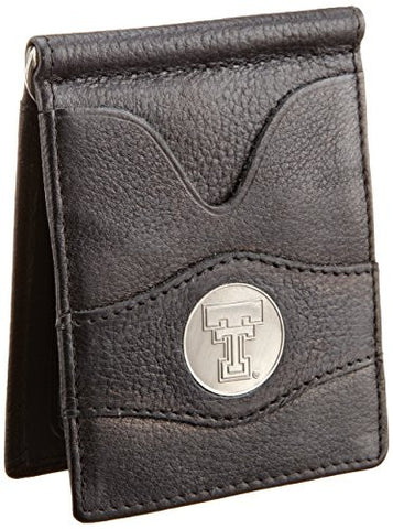 GS0233-Men's Texas Tech University Front Pocket Money Clip