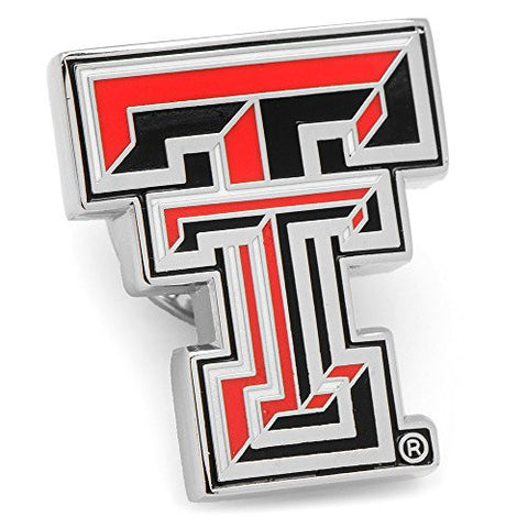 GS0244-NCAA Texas Tech Red Raiders Lapel Pin, Officially Licensed