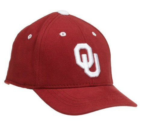 GS0295-Oklahoma Sooners Infant One-Fit Hat