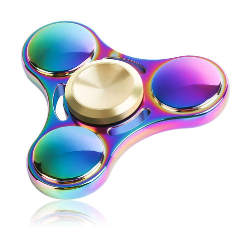 GS4000003-UFO SPINNER Fidget Spinner Toy Ultra Durable Stainless Steel Bearing
