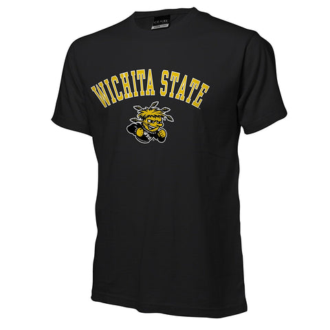 GS0419-NCAA Ouray Short Sleeve Tee -WITCHITA STATE