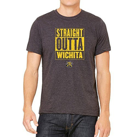 GS0424-Straight Outta Wichita T-Shirt