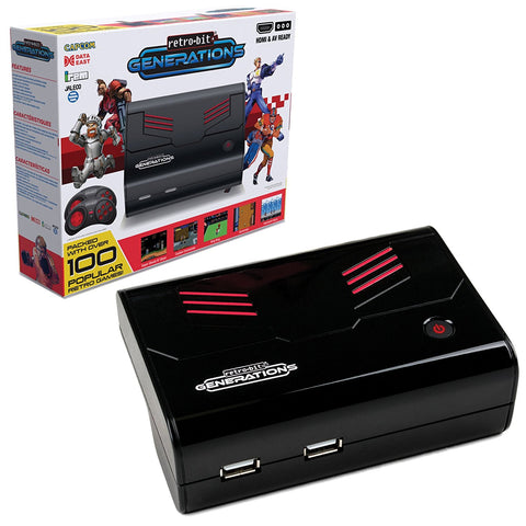 GS0405-Retro-Bit Generations - Plug and Play Game Console
