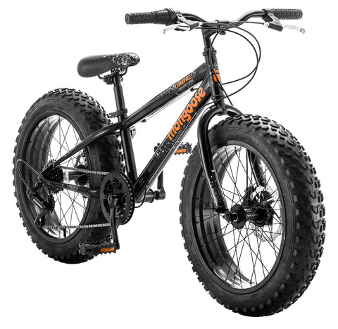 GS3000026-Mongoose Compac Boy's Fat Tire Bike, 20""
