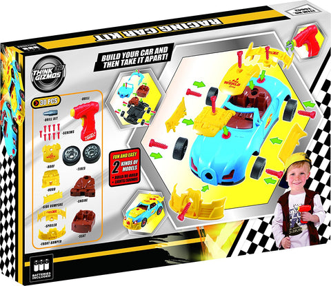 Build Your Own Car Kit >> Gs6051 Take Apart Toy Racing Car Kit For Kids Tg642 Build Your Own Car Kit Construction Set Version 2 30 Take A Part Pieces With Realistic
