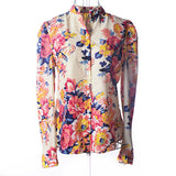 European Style Spring Summer Blouse