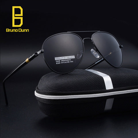 Aluminum Magnesium Men's Sunglasses