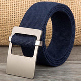 Deep Blue Unisex Belt