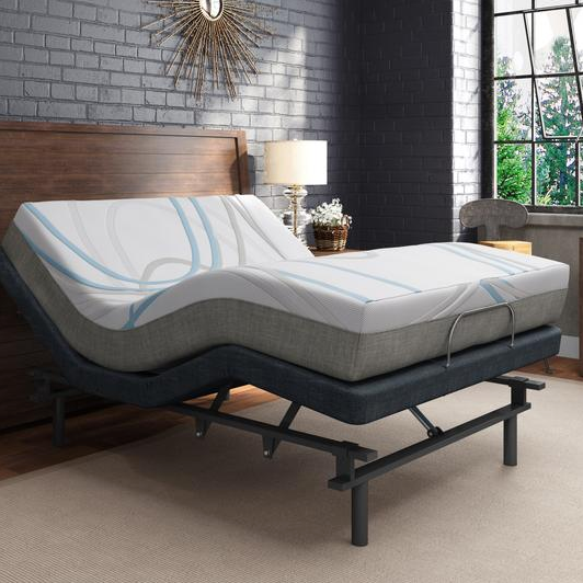 Benefits of a Mattress on an Adjustable Base