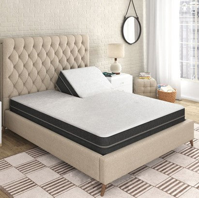 Instant Comfort: The Number Bed that Changes with You!