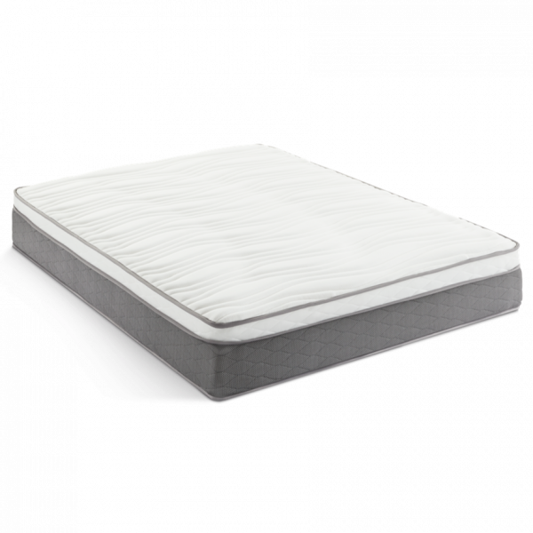 "Malouf Weekender 12"" Plush Hybrid Mattress-Malouf-Sleeping Giant"