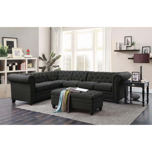 Coaster Roy Sectional Collection-Coaster-Sleeping Giant