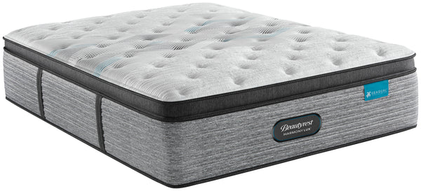 Beautyrest Harmony Lux™ Carbon Plush Pillow Top-Simmons-Sleeping Giant