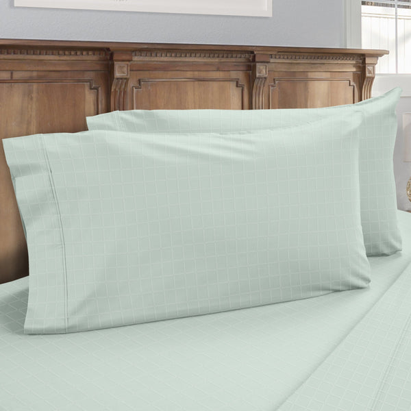 DreamFit 6° Green Enhanced Eucalyptus Cotton Pillowcase-Hometex-Sleeping Giant