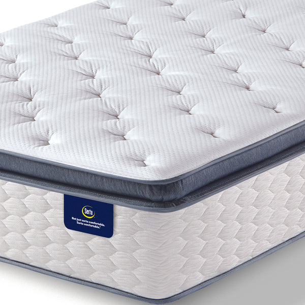 Serta® Special Edition II Super Pillow Top Plush-Serta-Sleeping Giant