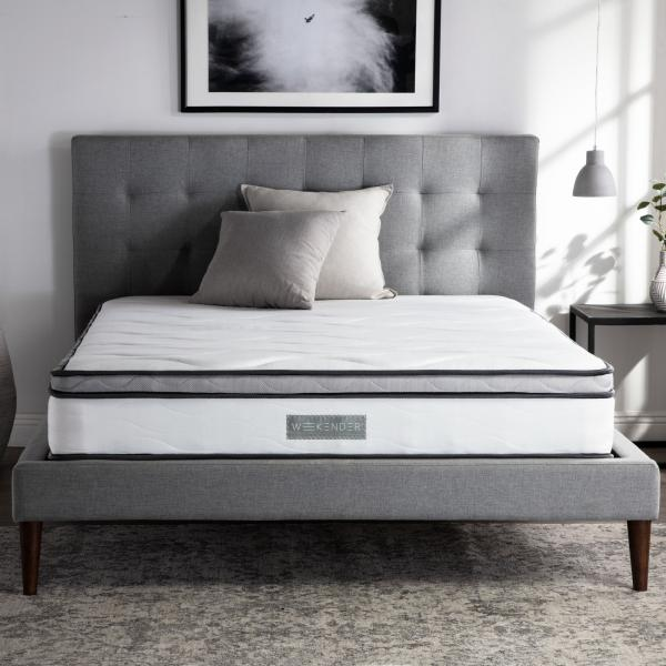 "Malouf Weekender 10"" Pocket Coil Mattress-Malouf-Sleeping Giant"