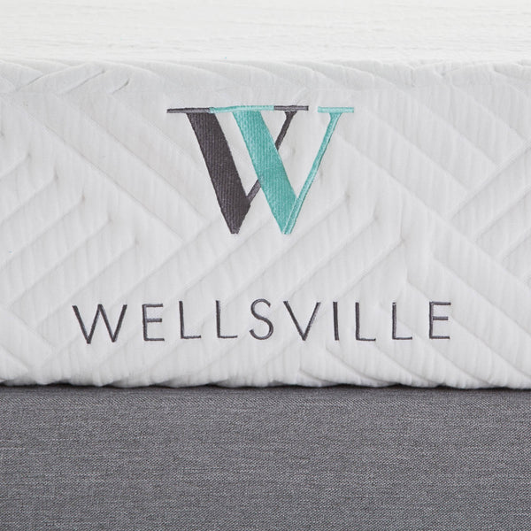 "Malouf Wellsville 8"" Gel Memory Foam Mattress-Malouf-Sleeping Giant"