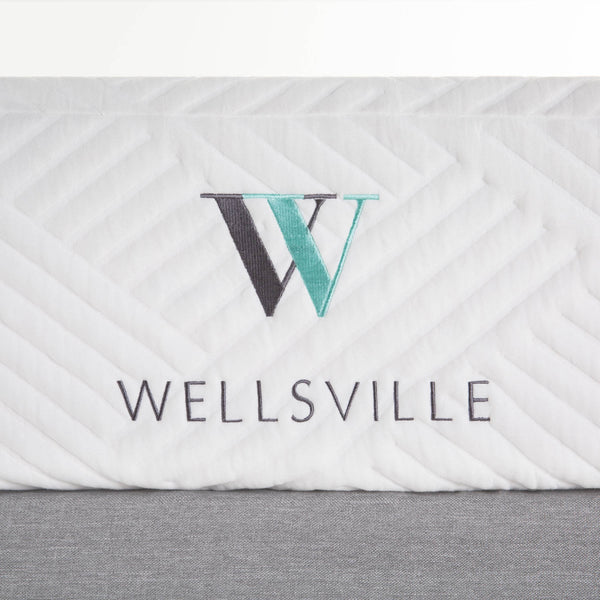 "Malouf Wellsville 14"" Gel Memory Foam Mattress-Malouf-Sleeping Giant"