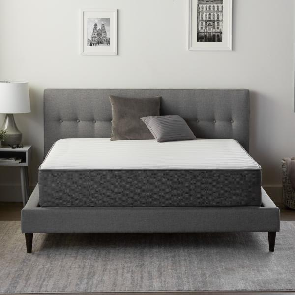 "Malouf Weekender 12"" Luxury Firm Hybrid Mattress-Malouf-Sleeping Giant"