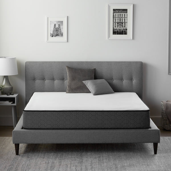 "Malouf Weekender 10"" Luxury Firm Hybrid Mattress-Malouf-Sleeping Giant"