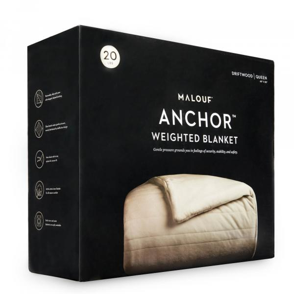 Malouf Anchor™ Weighted Blanket-Malouf-Sleeping Giant
