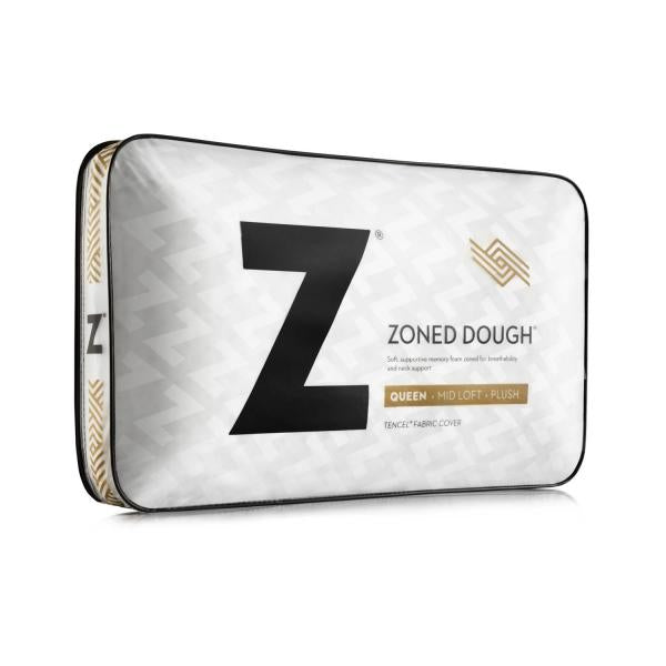 Malouf Zoned Dough® Pillow-Malouf-Sleeping Giant